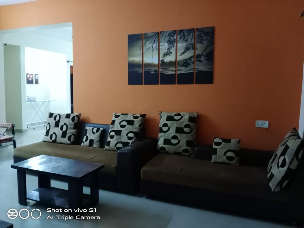 Fully Furnished 3 Bhk Flat For Rent Near Electronic City Bangalore 3 Br 1575 Ft